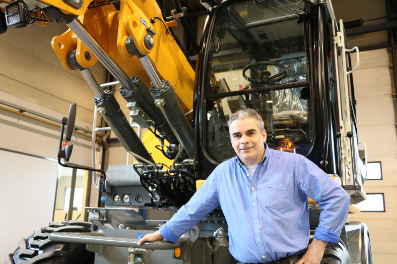 inspectie en keuring machines: Rudi voor een graver
